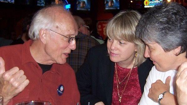 Jim Thatcher in a conversation